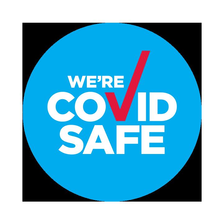#CovidSafe