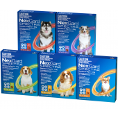 NexGard Spectra Chewables for Dogs