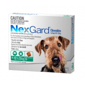 NexGard 6-Pack for Dogs 10.1 - 25kg