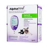 AlphaTRAK 2 Veterinary Blood Glucose Monitoring Starter Kit