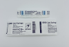 Needle 23G (blue) and Syringe 3ml for Small Animals
